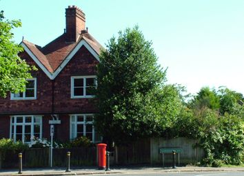 Thumbnail 3 bed semi-detached house for sale in Rectory Gardens, Manor Park Road, Chislehurst