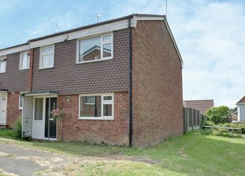 Thumbnail 3 bed end terrace house for sale in Rothwell Close, Leigh-On-Sea