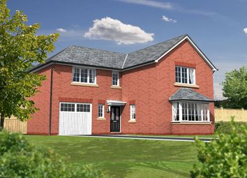 Thumbnail 4 bed detached house for sale in The Newton Kingswood, Higher Walton, Preston