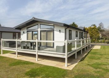Thumbnail 2 bed mobile/park home for sale in 5 Country And Coastal Retreat, Goonhavern, Cornwall