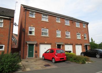 Thumbnail 4 bed semi-detached house for sale in Thwaite Close, Great Oakley, Corby