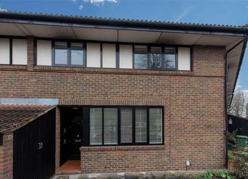 Thumbnail 3 bed semi-detached house to rent in Barlow Road, West Hampstead, London