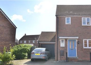 Thumbnail 2 bed end terrace house for sale in Northolt Way Kingsway, Quedgeley, Gloucester