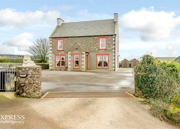 Thumbnail 7 bed detached house for sale in Kirkcolm, Stranraer, Dumfries And Galloway