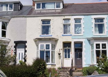 Thumbnail 2 bed terraced house for sale in Slade Road, Newton, Swansea