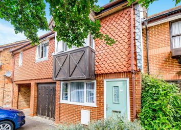 Thumbnail 2 bed terraced house to rent in Boxberry Gardens, Walnut Tree, Milton Keynes