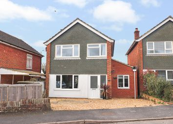 Thumbnail 3 bedroom detached house for sale in Bradshaw Close, Fair Oak, Eastleigh