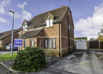 Thumbnail 2 bed semi-detached house for sale in Ashberry Drive, Scunthorpe