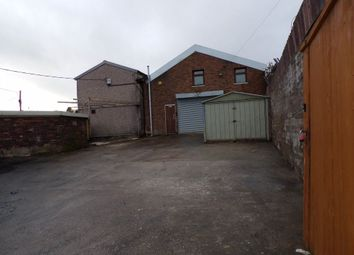 Thumbnail Maisonette to rent in Wood Street, Bargoed