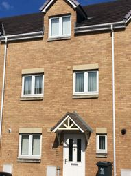 Thumbnail 4 bedroom terraced house to rent in Cwrt Pen Y Bryn, Cardiff