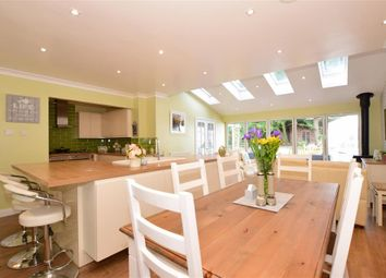 Thumbnail 4 bed detached house for sale in Manor Gardens, Walderslade, Chatham, Kent