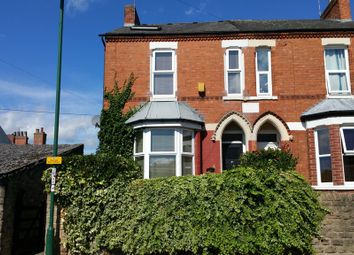 Thumbnail 4 bed semi-detached house for sale in Broomhill Road, Bulwell, Nottingham