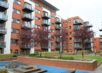 Thumbnail 1 bed flat to rent in Sirocco, Channel Way, Ocean Village, Southampton, Hampshire