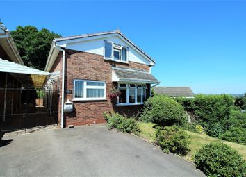 Thumbnail 4 bed detached house for sale in Waverley Gardens, Rugeley