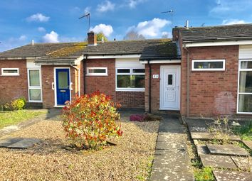 Thumbnail 1 bedroom terraced bungalow for sale in Beaumont Walk, Leicester