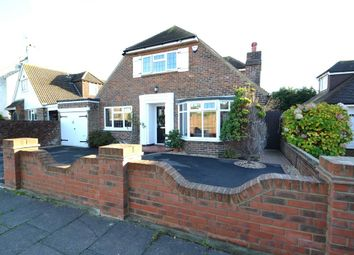 Thumbnail 3 bed detached house for sale in Smugglers Walk, Goring By Sea, Worthing