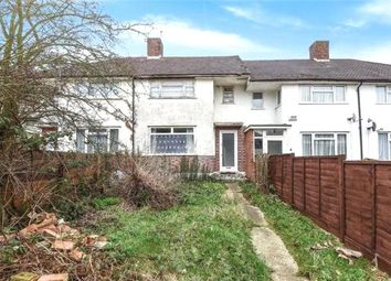 Thumbnail 3 bed terraced house for sale in Dudley Drive, Ruislip, Middlesex
