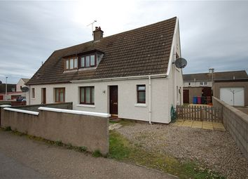 Thumbnail 2 bed semi-detached house for sale in Thornhill Road, Elgin
