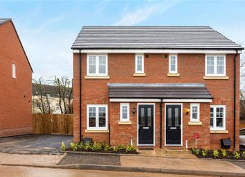 Thumbnail 2 bed semi-detached house for sale in Edgehill Drive, Stratford-Upon-Avon