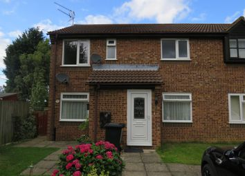 Thumbnail 2 bed maisonette for sale in Lark Road, Watlington, King's Lynn