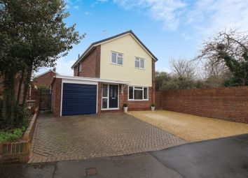 3 bed detached house for sale in Bloomfield Close, Taunton TA1