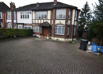 Thumbnail 6 bed property to rent in High Road, Buckhurst Hill
