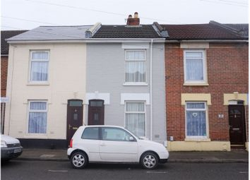 Thumbnail 2 bedroom terraced house for sale in Penrose Close, Portsmouth