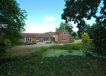 Thumbnail 5 bed detached house to rent in Valley Farm Lane, Stoke Holy Cross, Norwich