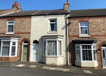 Thumbnail 2 bed terraced house for sale in Beaconsfield Road, Stockton-On-Tees, Durham