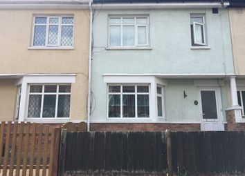 Thumbnail 3 bed terraced house to rent in Kingwell Avenue, Clacton-On-Sea