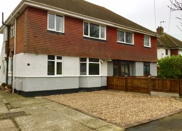 Thumbnail 2 bed flat for sale in Orchard Way, Bognor Regis