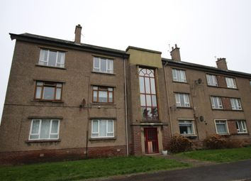 Thumbnail 2 bed flat for sale in 107 Portal Road, Grangemouth