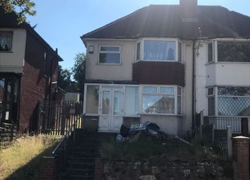 Thumbnail 3 bed semi-detached house to rent in Foden Road, Birmingham