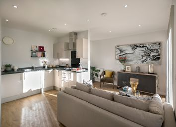 Thumbnail 1 bed flat for sale in Green Lane, Goodmayes