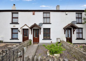 Thumbnail 2 bedroom terraced house for sale in Queens Road, Bishopsworth, Bristol