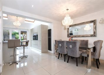 Thumbnail 3 bed semi-detached house for sale in Barlee Crescent, Uxbridge, Middlesex
