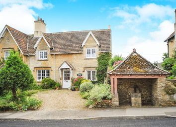 Thumbnail 3 bedroom cottage for sale in Bremhill, Calne