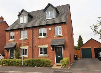 Thumbnail 3 bedroom semi-detached house to rent in Heath Court, Cliff Crescent, Ellerdine, Telford