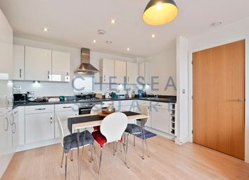 Thumbnail 2 bedroom flat to rent in Flowers Close, London