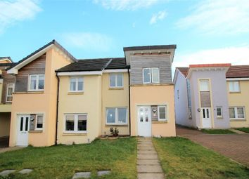 Thumbnail 3 bed end terrace house for sale in Trondheim Parkway West, Dunfermline, Fife
