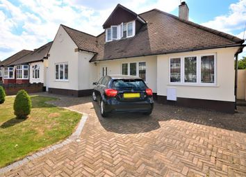 Thumbnail 4 bed bungalow for sale in Woodcock Dell Avenue, Harrow, Middlesex