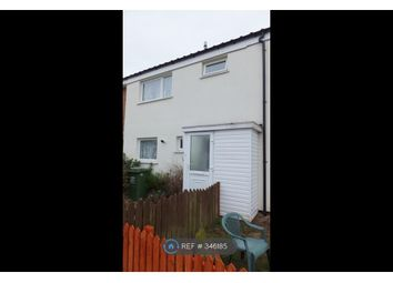 Thumbnail 3 bed end terrace house to rent in Ombersley Close, Redditch