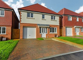 Thumbnail 4 bed detached house to rent in Merritt Way, Waterlooville