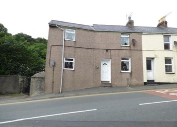 Thumbnail 2 bed end terrace house for sale in Caernarvon Road, Pwllheli, Gwynedd