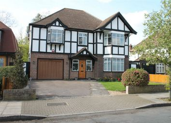 Thumbnail 7 bed detached house for sale in Dukes Avenue, Edgware, Middlesex