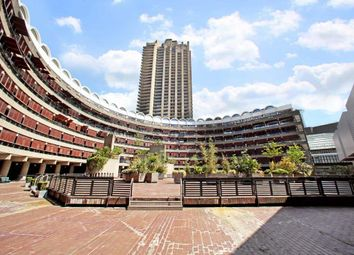 Thumbnail 1 bed flat to rent in Frobisher Crescent, Barbican, London
