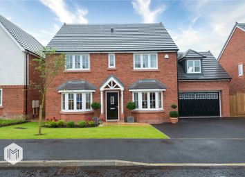 Thumbnail 5 bedroom detached house for sale in Ravenfield Close, Culcheth, Warrington, Cheshire