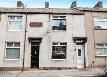 Thumbnail 2 bedroom terraced house for sale in Florence Terrace, Maryport