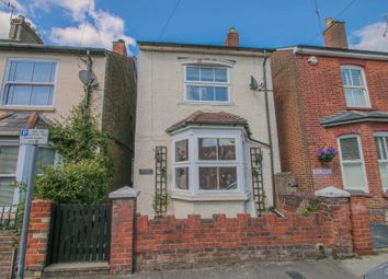 Thumbnail 3 bed detached house for sale in Markenfield Road, Guildford