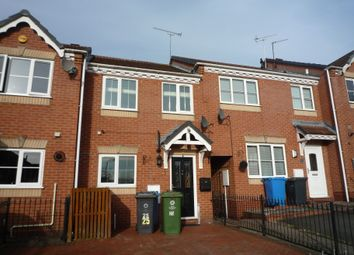 Thumbnail 2 bed town house to rent in Teddesley Way, Huntington, Cannock